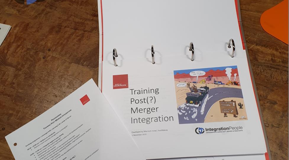 bedrijfsintegratie training bedrijfsintegratie